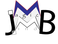Jim Boothe Magic Logo